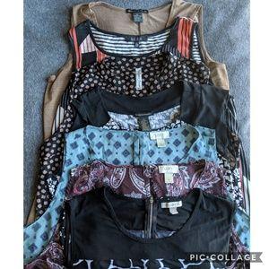 Women's Business Dress Tank Top Bundle 1X
